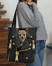 Chihuahua - Jacket  Bag -Tote All-over Tote aos-all-over-tote-lifestyle-front-09