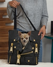 Chihuahua - Jacket  Bag -Tote All-over Tote aos-all-over-tote-lifestyle-front-10