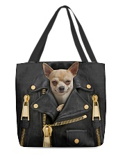 Chihuahua - Jacket  Bag -Tote All-over Tote back