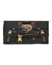 Chihuahua - Jacket  Bag -Tote Mask tile
