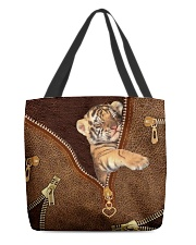 Tiger  All-over Tote back