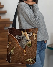 Giraffe  All-over Tote aos-all-over-tote-lifestyle-front-09