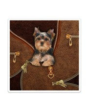Yorkshire Terrier  Sticker - Single (Vertical) thumbnail
