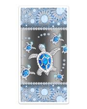 Turtle - Blue Phonecase Sticker tile