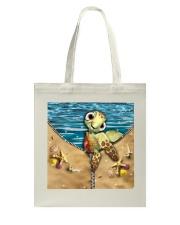Turtle Beach Tote Bag tile