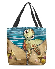 Turtle Beach All-over Tote back
