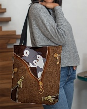 Penguin  All-over Tote aos-all-over-tote-lifestyle-front-09