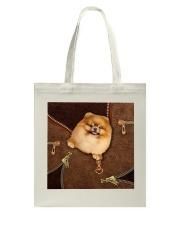 Pomeranian  Tote Bag thumbnail