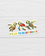 Turtle - Different Sticker - Single (Vertical) aos-sticker-single-vertical-lifestyle-front-01