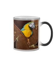 Parrot Color Changing Mug tile