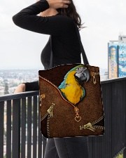 Parrot All-over Tote aos-all-over-tote-lifestyle-front-05