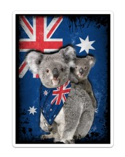 Koala Flag Garden Sticker - Single (Vertical) thumbnail