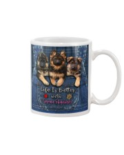 German Shepherd Life Is Better  Mug thumbnail