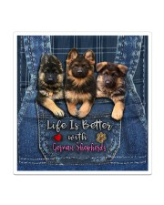 German Shepherd Life Is Better  Sticker - Single (Vertical) thumbnail