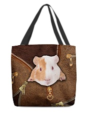 Guinea Pig  All-over Tote front