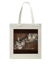 Hunting country girl Tote Bag thumbnail