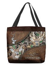Hunting country girl All-over Tote back