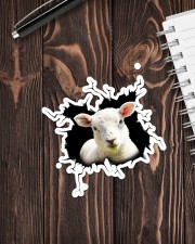 Sheep Crack Sticker - Single (Vertical) aos-sticker-single-vertical-lifestyle-front-05