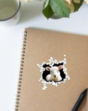Sheep Crack Sticker - Single (Vertical) aos-sticker-single-vertical-lifestyle-front-16