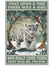 Tiger - Love Tigers That Was Me 11x17 Poster front
