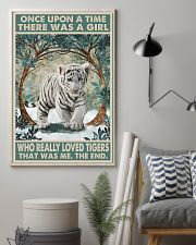 Tiger - Love Tigers That Was Me 11x17 Poster lifestyle-poster-1