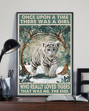 Tiger - Love Tigers That Was Me 11x17 Poster lifestyle-poster-2