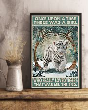Tiger - Love Tigers That Was Me 11x17 Poster lifestyle-poster-3