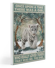 Tiger - Love Tigers That Was Me 20x30 Gallery Wrapped Canvas Prints thumbnail