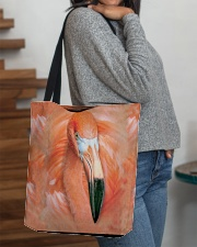 Flamingo All-over Tote All-over Tote aos-all-over-tote-lifestyle-front-09