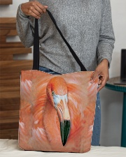 Flamingo All-over Tote All-over Tote aos-all-over-tote-lifestyle-front-10