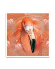 Flamingo All-over Tote Sticker - Single (Vertical) thumbnail