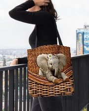 Elephant Handmade All-over Tote aos-all-over-tote-lifestyle-front-05