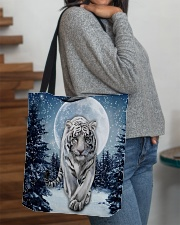 Tiger Lover All-over Tote aos-all-over-tote-lifestyle-front-09
