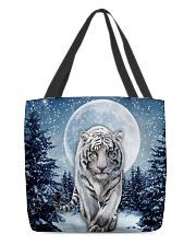 Tiger Lover All-over Tote back