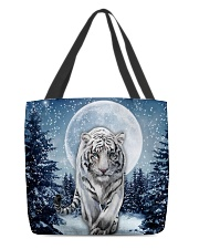 Tiger Lover All-over Tote front