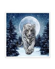 Tiger Lover Sticker - Single (Vertical) thumbnail