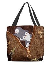 Penguin  All-over Tote front