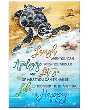 Turtle - Laugh When You Can 11x17 Poster front