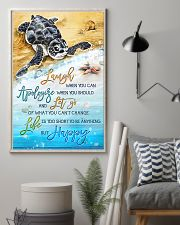 Turtle - Laugh When You Can 11x17 Poster lifestyle-poster-1