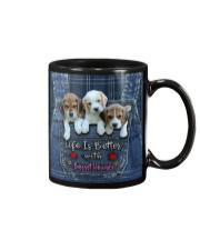 Basset Hounds Life Is Better Mug thumbnail