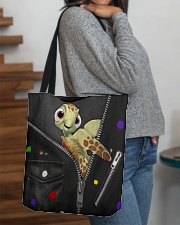 Turtle - Zip - All - Tote All-over Tote aos-all-over-tote-lifestyle-front-09