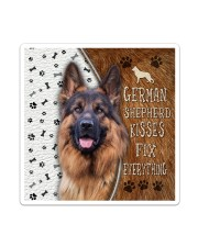 German Shepherd Kisses Fix Everything Bag Sticker - Single (Vertical) thumbnail