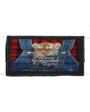 Tiger Funny All - Over Tote Cloth face mask thumbnail