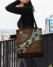Love Turtle All-over Tote aos-all-over-tote-lifestyle-front-05
