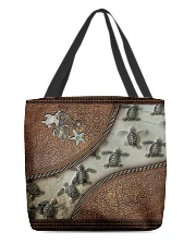 Love Turtle All-over Tote back