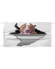 Pitbull Crack Sticker Mask tile