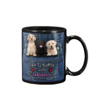 Labrador Life Is Better Mug thumbnail