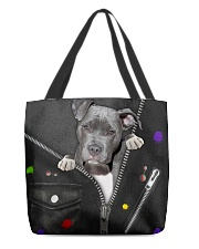 Pitbull - Zip - All - Tote All-over Tote front