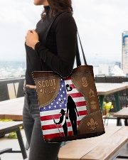 Boy Scout Mom Tote All-over Tote aos-all-over-tote-lifestyle-front-04