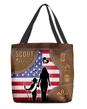 Boy Scout Mom Tote All-over Tote back